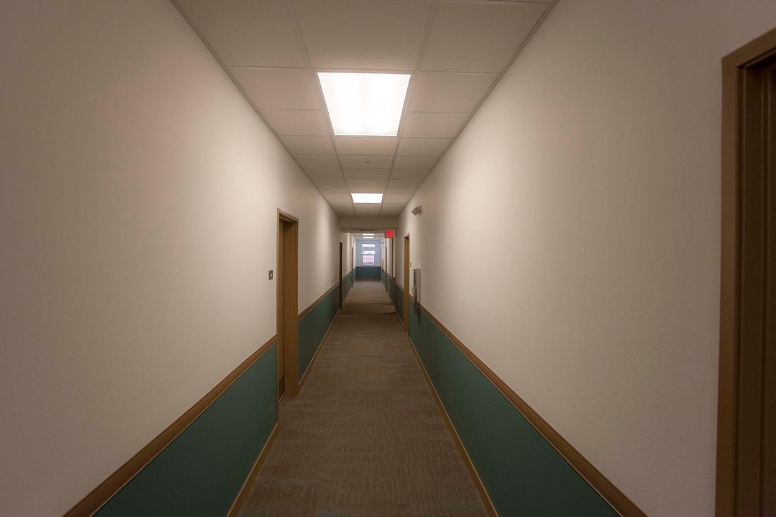 Apartment Building Hallway zenfolio | off center & not even @ t & l photos | imperial